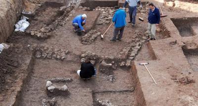 В Греции раскопали древний мегаполис