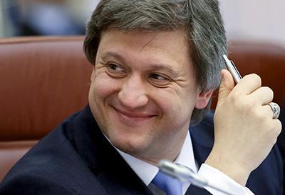 Стала відома зарплатня міністра фінансів Данилюка