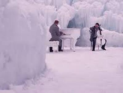 Микс «Зимы» Вивальди и оскароносной песни из м/ф «Холодное сердце» (ВИДЕО)