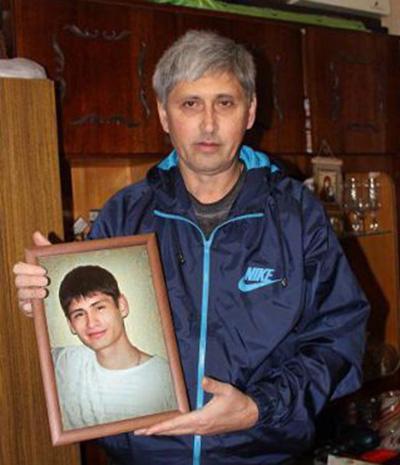 Родителям погибшего запорожского воина пришло загадочное письмо