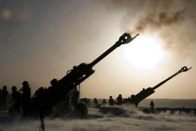 За мнувшие сутки боевики 49 раз открывали огонь.Среди бойцов АТО есть раненые и погибший