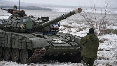 """Кровавая зимняя """"рыбалка"""": В районе Луганска неизвестные вырезали 20 российских солдат"""