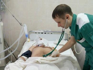 Родная мать не узнала сына. Боец АТО поступил в больницу с чудовищными ранениями