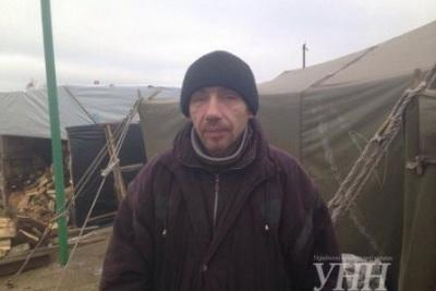 Киевлянин, которого ограбили в Мариуполе, живет в пункте обогрева