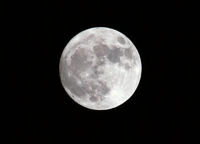 Американские ученые определили возраст Луны