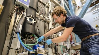 """Швейцарские химики научились """"консервировать"""" летнюю жару"""