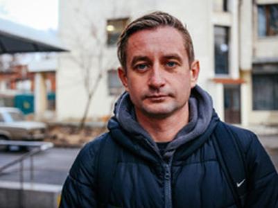 Писатель Сергей Жадан создал благотворительный фонд для поддержки гуманитарных проектов на Донбассе