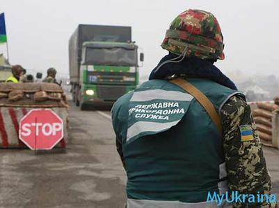 Пограничники задержали украинцев, пытавшихся вывезти в Россию военное оборудование