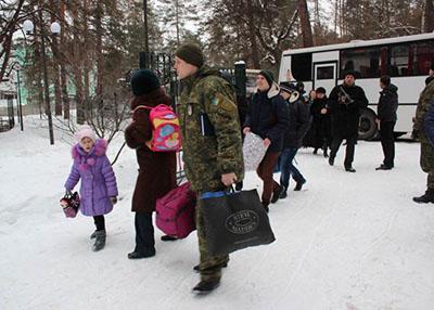 Детей из Авдеевки могут эвакуировать в Одессу
