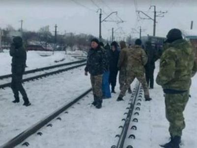 """Блокада Донбасса: """"Укрзализныця"""" уже получила более 40 млн. грн. убытков"""