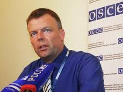 Плотницкий выдвинул обвинения Хугу и ОБСЕ в целом