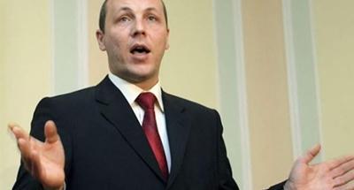 Андрей Парубий рассказал о возможных компромиссах по Крыму