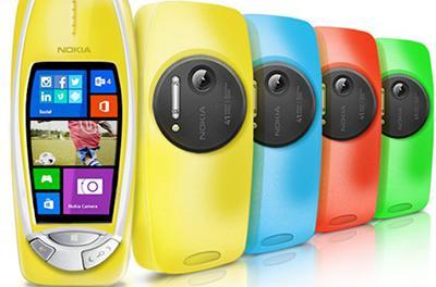 В Барселоне представили обновленную версию Nokia 3310. ВИДЕО
