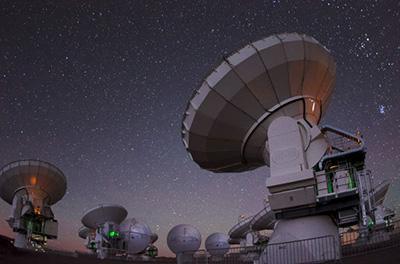 Астрономы обнаружили в космосе «сахарное облако»