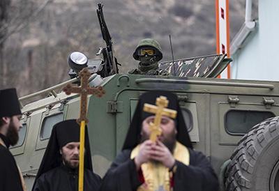 Россияне объявили боевую тревогу в Крыму