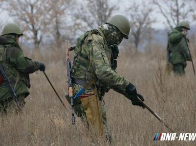 """В """"ДНР"""" заявили, что начали разминирование Донецкой фильтровальной станции"""