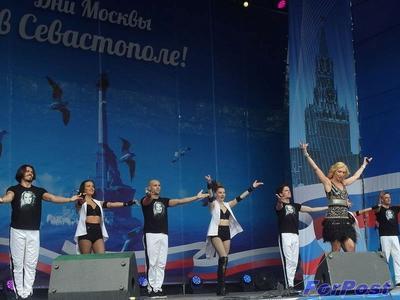 Орбакайте побоялась выступать в Киеве и Одессе