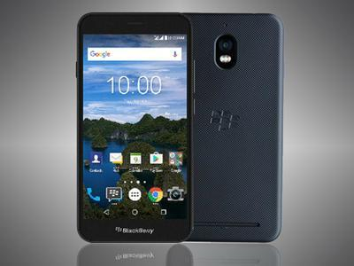 BlackBerry выпустила первый смартфон с поддержкой двух SIM-карт