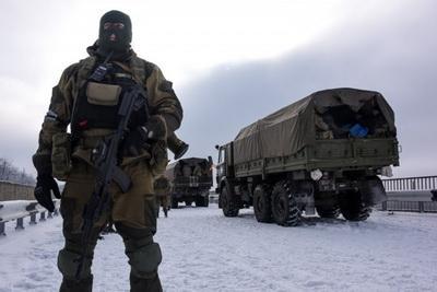 Стрелков: В Донбассе нет «ополчения»