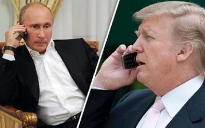 В Кремле сообщили детали телефонного разговора Путина и Трампа