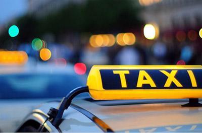 В Украине жестко возьмутся за нелегальных таксистов