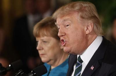 Как США «отфутболили» решение проблемы Донбасса на Германию