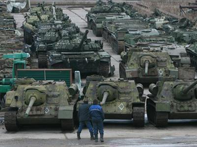 Россия создает новую мощную армию на границе с Донбассом и укрепляет существующую на Харьковском направлении