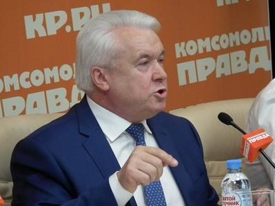 Экс-нардеп и регионал Владимир Олейник заявил, что в Украине готовится государственный переворот: есть три группы