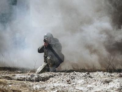 """""""Ополченцы"""" и """"ихтамнеты"""" понесли значительные потери в результате вчерашнего боя в районе Водяного (ВИДЕО)"""