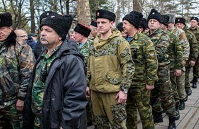 Командование оккупационных войск намерено мобилизовать 10 тыс. жителей Донбасса