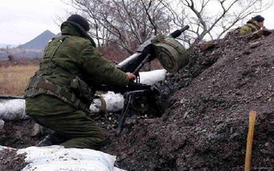 """В секторе """"Мариуполь"""" боевики снизили огневую активность"""
