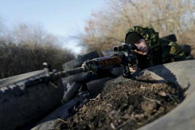 На Донбасс из России перебросили подразделения снайперов