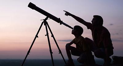 В апреле украинцы станут свидетелями трех необычных астрономических явлений