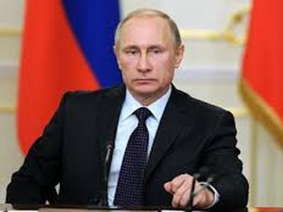 Путин запретил перевод денег в Украину