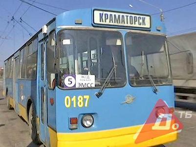 В Краматорске через весь город пройдет новый троллейбусный маршрут, цена проезда демократичная