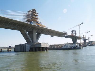 В России рассказали о новом этапе в строительстве Крымского моста