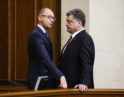 Источник: Яценюка возвращают на Банковую