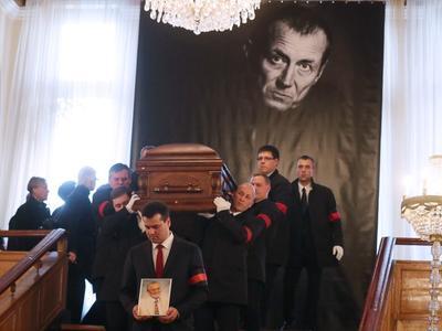 В Москве простились с Евгением Евтушенко (ФОТО)