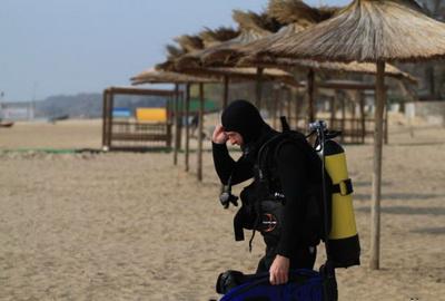 Что находят водолазы на дне Азовского моря