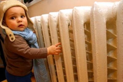 В Полтаве продлят отопительный сезон, а киевлянам включат горячую воду