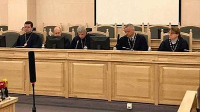 """""""Шокин в шоке"""": суд отказался рассматривать иск экс-генпрокурора – нардеп"""