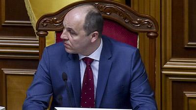 Парубий рассказал о перспективе проведения выборов на Донбассе