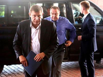 Захарченко и Плотницкий усилили личную охрану, бояться ликвидации?