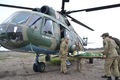 Как Украина спасает своих бойцов: экстремальные кадры