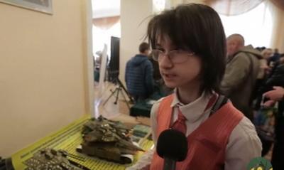 Ни один снаряд оккупанта не пробьет такой танк: 13-летний украинец разработал уникальную броню. ВИДЕО
