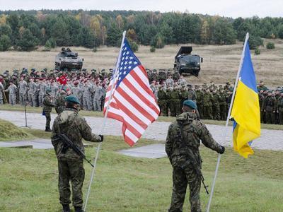 Украинские пограничники получили от минобороны США помощь на 21 миллион долларов