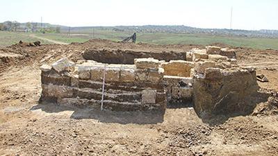 В Крыму нашли греческий склеп времен Александра Македонского