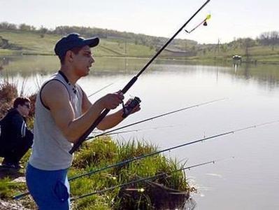 В оккупированной Макеевке соревновались рыбаки