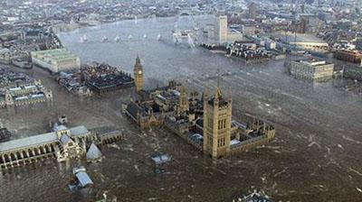 В США заявили о приближении всемирного потопа