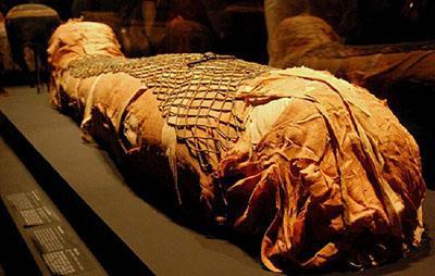 В Киево-Печерской лавре десятки лет «незаметно» лежала уникальная мумия